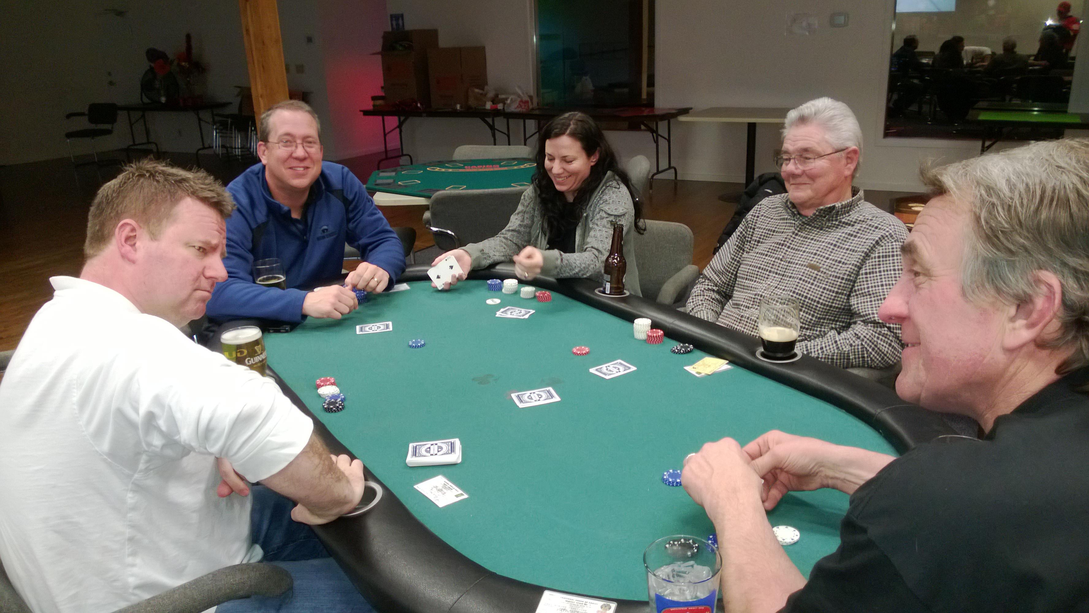 Poker Night!